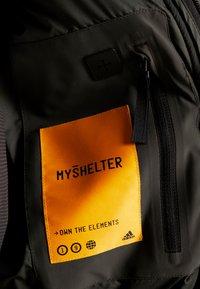 adidas Performance - MYSHELTER CLIMAHEAT PARKA DOWN JACKET - Vinterjacka - legear - 5