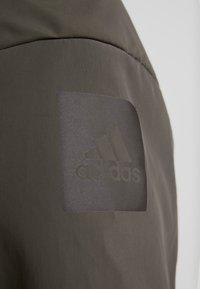 adidas Performance - MYSHELTER CLIMAHEAT PARKA DOWN JACKET - Vinterjacka - legear - 4