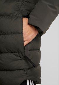 adidas Performance - MYSHELTER CLIMAHEAT PARKA DOWN JACKET - Vinterjacka - legear - 7
