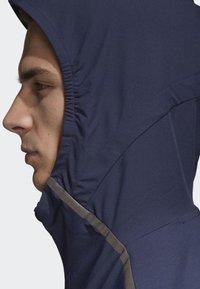 adidas Performance - Chaqueta outdoor - blue - 3