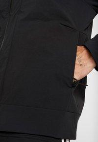 adidas Performance - VRCT BOMBER - Sportovní bunda - black - 4