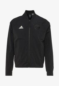 adidas Performance - VRCT BOMBER - Sportovní bunda - black - 5