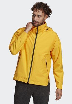 URBAN CLIMAPROOF RAIN JACKET - Impermeabile - yellow