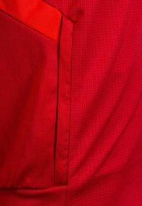 adidas Performance - TIRO 19 TRAINING TRACK TOP - Training jacket - red - 2