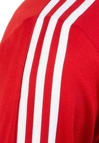adidas Performance - TIRO 19 TRAINING TRACK TOP - Training jacket - red - 4