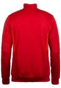 adidas Performance - TIRO 19 TRAINING TRACK TOP - Training jacket - red - 1