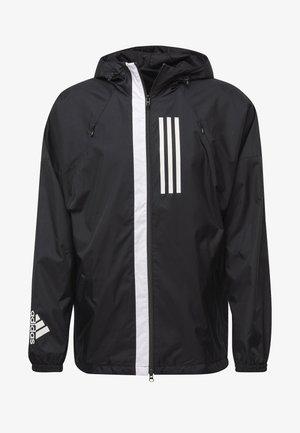 ADIDAS W.N.D. JACKET - Training jacket - black