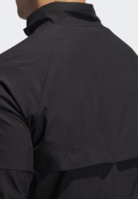 adidas Performance - RISE UP N RUN JACKET - Sportovní bunda - black - 4