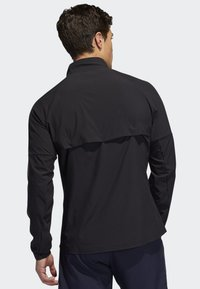 adidas Performance - RISE UP N RUN JACKET - Sportovní bunda - black - 2
