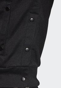 adidas Performance - ID 3-STRIPES SNAP TRACK TOP - Träningsjacka - black - 5