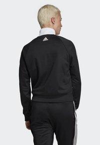 adidas Performance - ID 3-STRIPES SNAP TRACK TOP - Träningsjacka - black - 2
