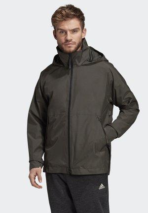 URBAN CLIMAPROOF RAIN JACKET - Waterproof jacket - green