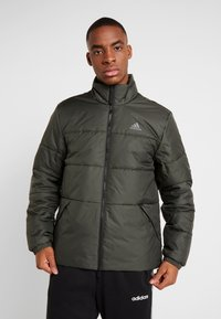 adidas Performance - Outdoorová bunda - legend earth - 0
