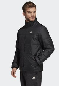 adidas Performance - BSC 3-STRIPES INSULATED JACKET - Vinterjacka - black - 3
