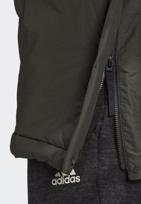 adidas Performance - INSULATED ANORAK - Veste coupe-vent - green - 5
