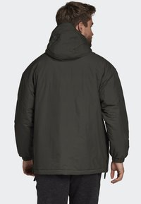 adidas Performance - INSULATED ANORAK - Veste coupe-vent - green - 2