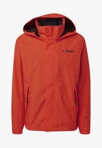 adidas Performance - AX JACKET - Regenjas - orange - 7