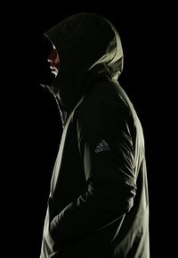 adidas Performance - URBAN INSULATED  - Veste d'hiver - leggrn - 7