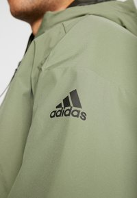 adidas Performance - URBAN INSULATED  - Veste d'hiver - leggrn - 9