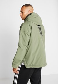 adidas Performance - URBAN INSULATED  - Veste d'hiver - leggrn - 2