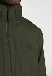 adidas Performance - 3-STRIPES RAIN.RDY - Kurtka przeciwdeszczowa - legear - 7