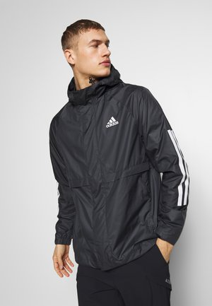 BSC 3-STRIPES WIND.RDY  - Veste coupe-vent - black