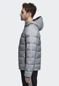 adidas Performance - HELIONIC JACKET - Vinterjacka - grey - 4