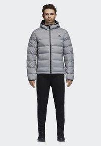 adidas Performance - HELIONIC JACKET - Vinterjacka - grey - 1
