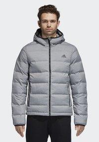 adidas Performance - HELIONIC JACKET - Vinterjacka - grey - 0