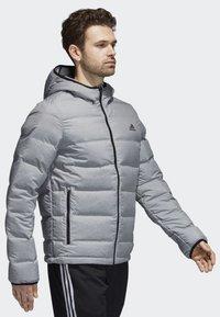 adidas Performance - HELIONIC JACKET - Vinterjacka - grey - 3