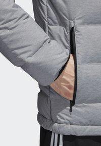 adidas Performance - HELIONIC JACKET - Vinterjacka - grey - 5