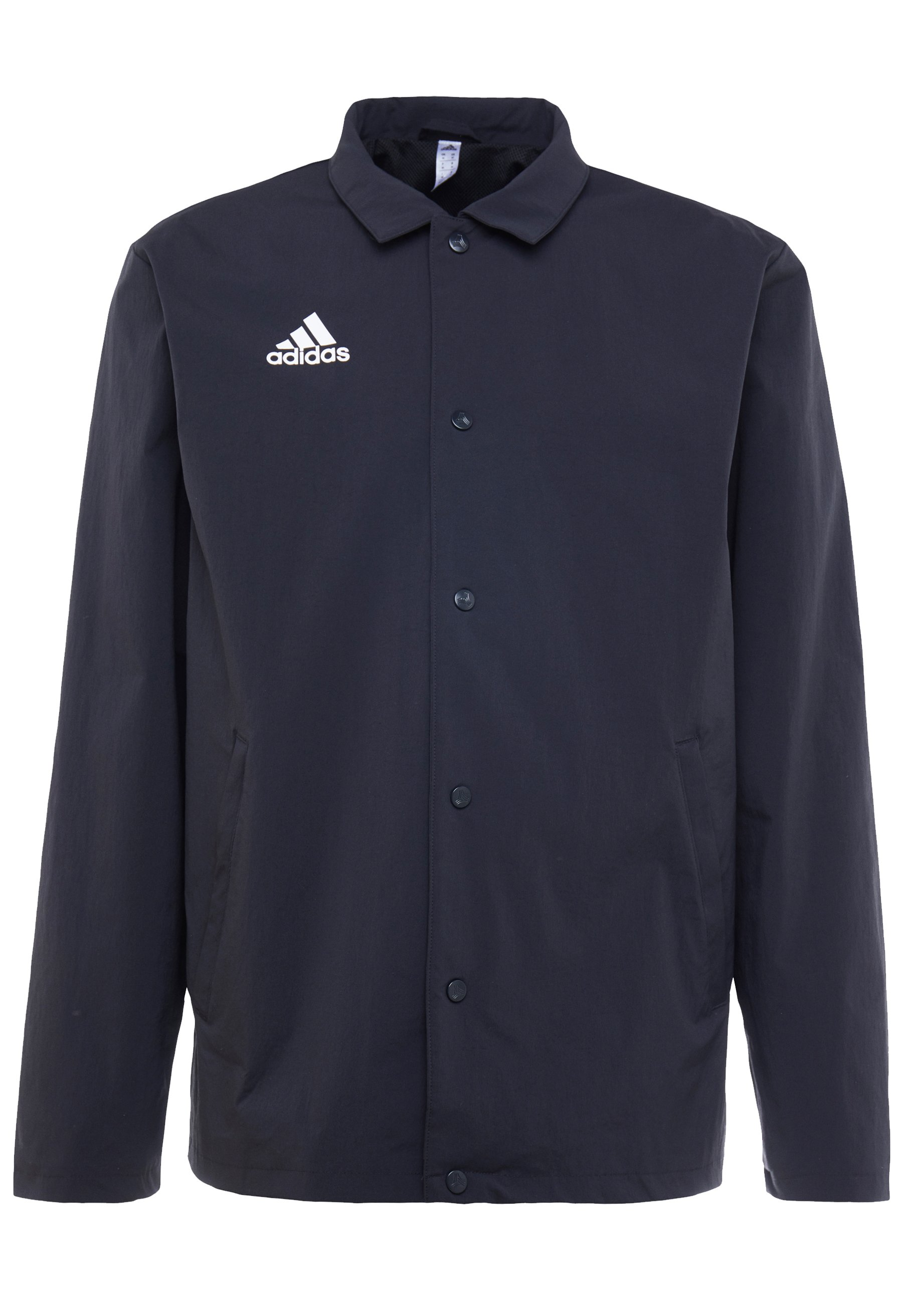 adidas Performance TAN COACH - Giacca sportiva - black