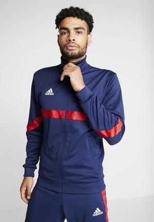 TAN CLUB - Training jacket - navy blue