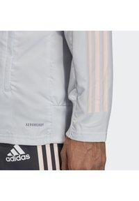 adidas Performance - DEUTSCHLAND DFB PRÄSENTATIONSJACKE - Trainingsvest - grey - 4