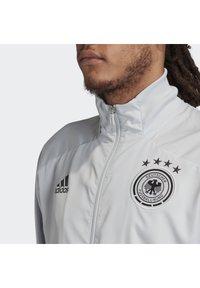 adidas Performance - DEUTSCHLAND DFB PRÄSENTATIONSJACKE - Trainingsvest - grey - 5