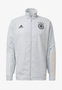 adidas Performance - DEUTSCHLAND DFB PRÄSENTATIONSJACKE - Trainingsvest - grey - 6