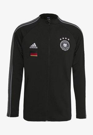 DEUTSCHLAND DFB ANTHEM JACKET - Sportovní bunda - black