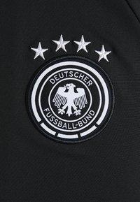 adidas Performance - DEUTSCHLAND DFB ANTHEM JACKET - Trainingsvest - black - 3