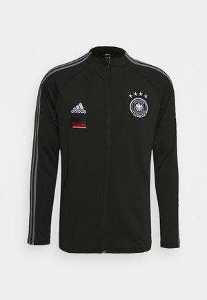 DEUTSCHLAND DFB ANTHEM JACKET - Träningsjacka - black