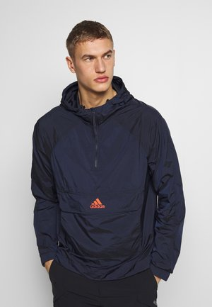 ANORAK WIND.RDY - Veste coupe-vent - dark blue