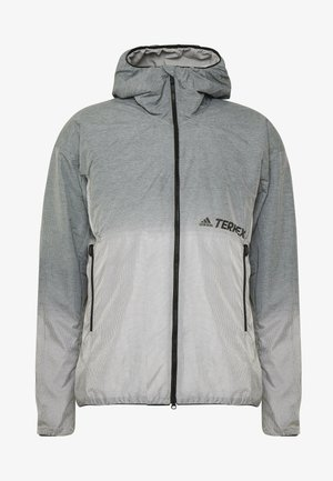 TERREX WINDWEAVE LIGHT  - Outdoorjacka - grey four/white