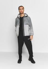 adidas Performance - TERREX WINDWEAVE LIGHT  - Blouson - grey four/white - 1