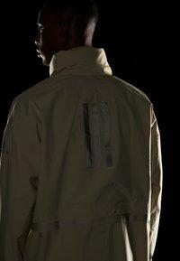 adidas Performance - URBAN RAIN.RDY  - Waterproof jacket - sand - 4