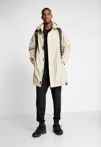 adidas Performance - URBAN RAIN.RDY  - Waterproof jacket - sand - 1