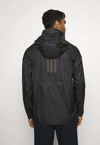adidas Performance - URBAN WIND.RDY JACKET - Outdoor jacket - black - 2