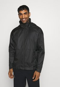 adidas Performance - URBAN WIND.RDY JACKET - Outdoor jacket - black - 0
