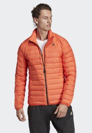 VARILITE JACKET - Gewatteerde jas - orange