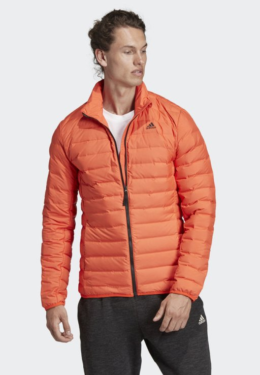 VARILITE JACKET - Piumino - orange