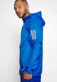 adidas Performance - OWN THE RUN  - Chaqueta de deporte - blue - 4