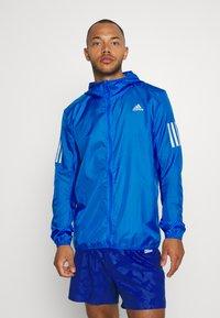 adidas Performance - OWN THE RUN  - Chaqueta de deporte - blue - 0